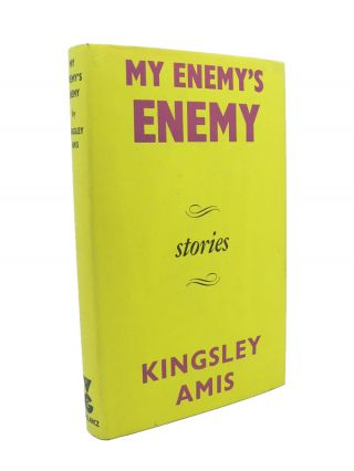 My Enemy's Enemy. Kingsley AMIS