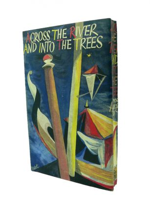 Across The River and Into the Trees - Rare Proof Copy.