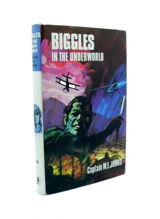Biggles in the Underworld