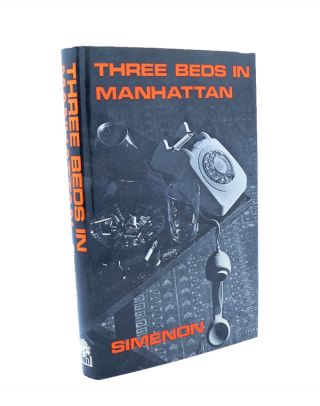 Three Beds in Manhattan. Georges SIMENON