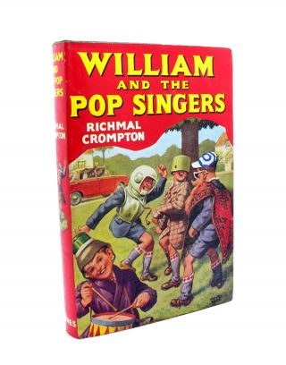 William and the Pop Singers. Richmal CROMPTON