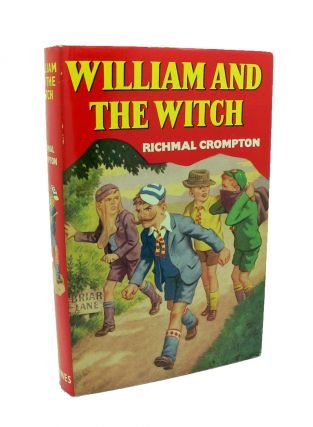 William and the Witch. Richmal CROMPTON