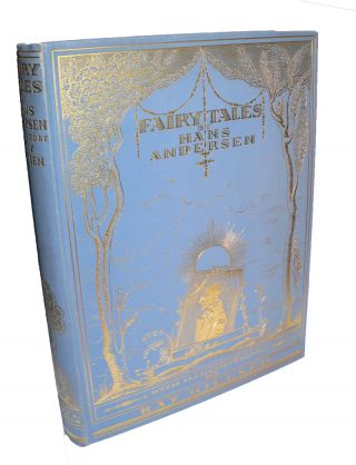 Fairy Tales by Hans Anderson.