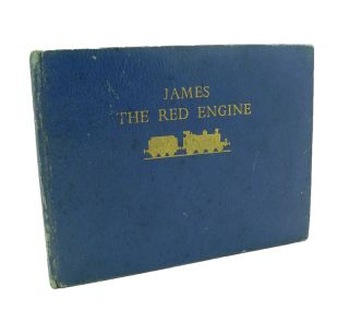James the Red Engine.